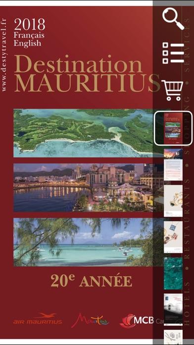 Destination MauritiusCapture d'écran de 1