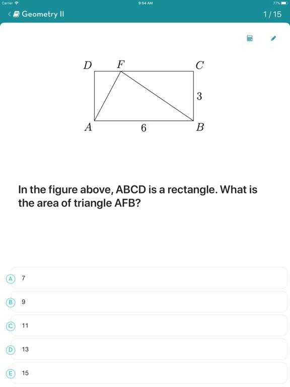 Act math exercises
