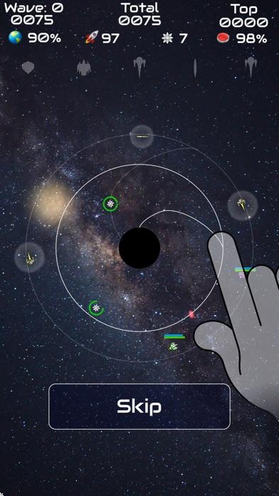 Defender of Planets Screenshot