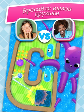 Mini Golf MatchUp на iPad