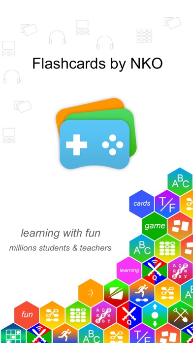 download Flashcards by NKO apps 3