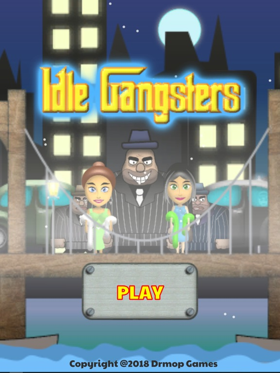 Image of Idle Gangsters for iPad