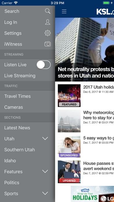 KSL News Скриншоты4