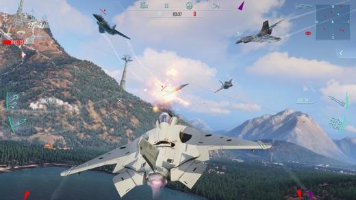 Sky Gamblers - Infinite Jets Screenshots