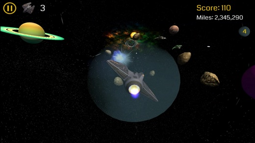 Rogue Jet Fighter Screenshot