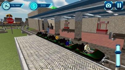 Roller Coaster Race Sim - Pro Screenshot 2