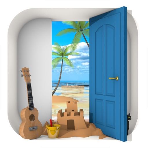 脱出ゲーム Ocean View 青い海と青い空