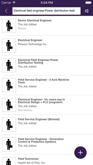 iLook Jobs screenshot 4