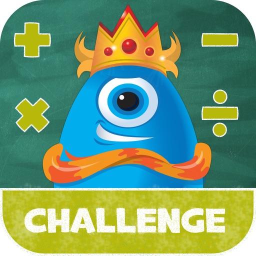 Math Champ Challenge (Common Core Standards)