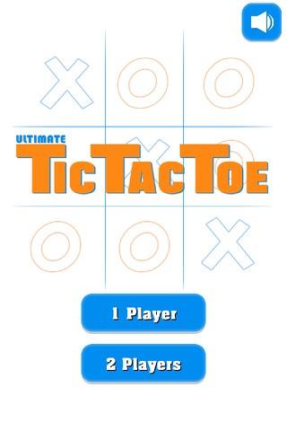 Tic Tac Toe XO Puzzle screenshot 3
