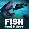 Sharp Slope Designs - Grow and Feed: Fish  artwork