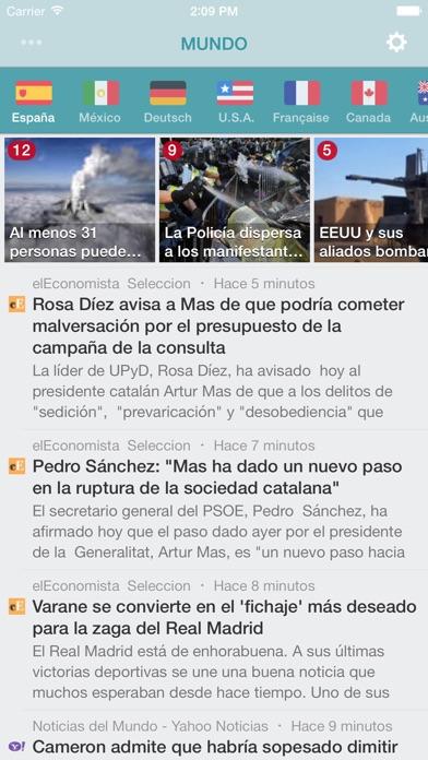 download NewsFlash™ España apps 3