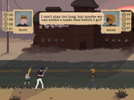 Screenshot 3 Sheltered