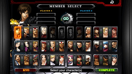 THE KING OF FIGHTERS-i 2012 Screenshots