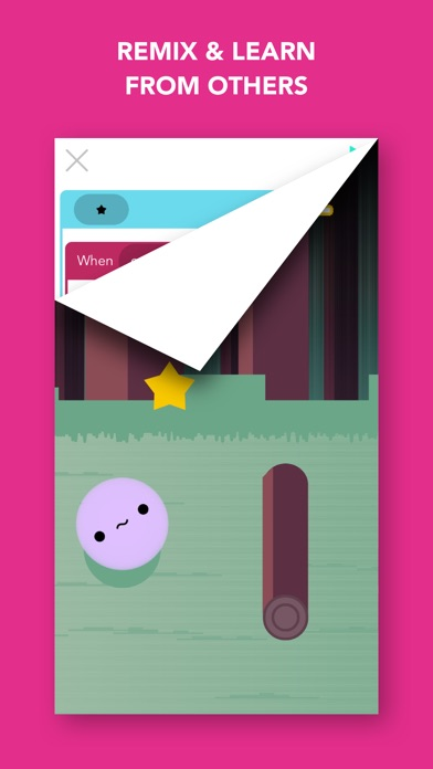 download Hopscotch: Make Games appstore review