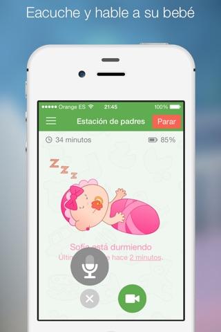 Baby Monitor 3G screenshot 4