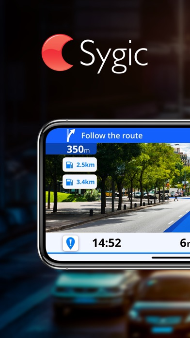 download Sygic GPS Navigation & Maps apps 0