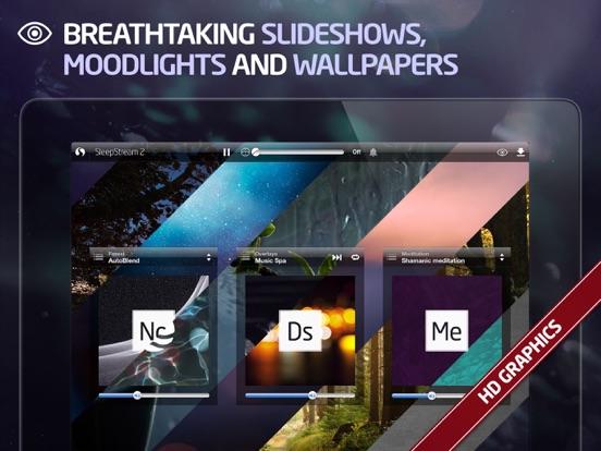SleepStream 2 Pro Screenshots