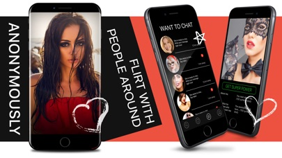 Flirt Chat: Hookup Dating App screenshot 1