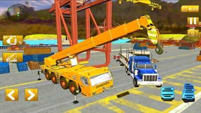 Crane Fun Sim 2017 screenshot 2