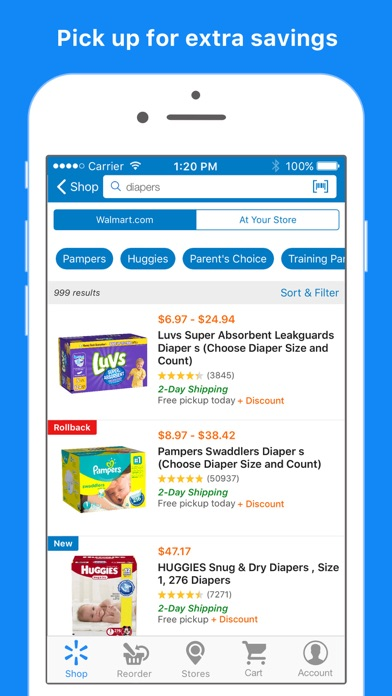 download Walmart – Shopping and Saving apps 0
