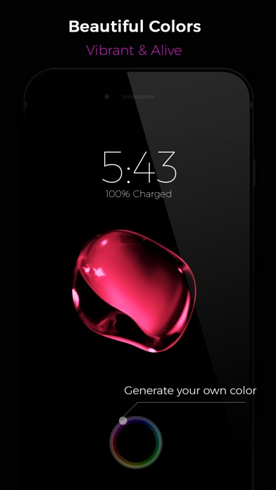 download Black - Live Wallpapers apps 3
