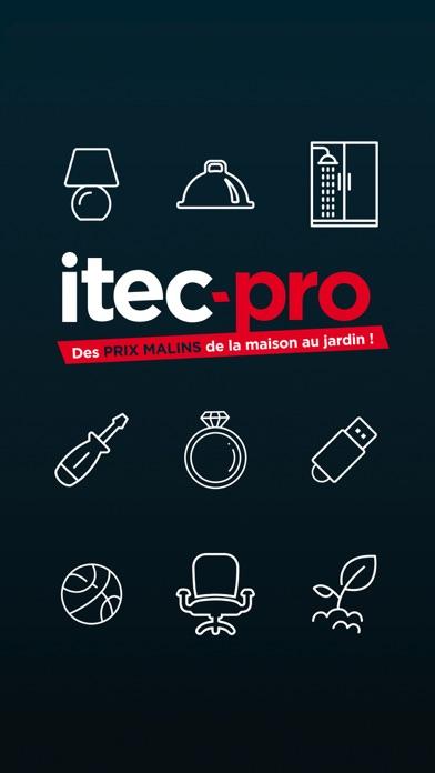 ITEC PROCapture d'écran de 2