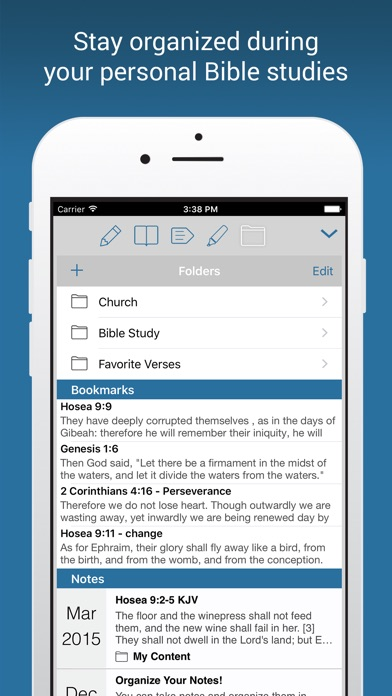 download NIV Bible apps 4