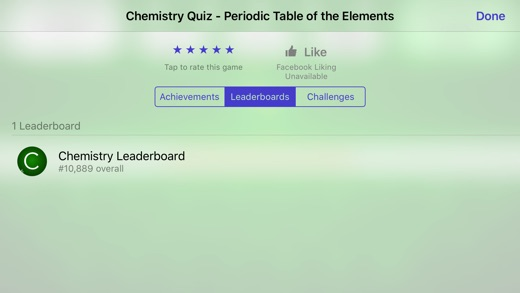 Chemistry periodic table of the elements quiz on the app store iphone screenshot 5 urtaz Image collections