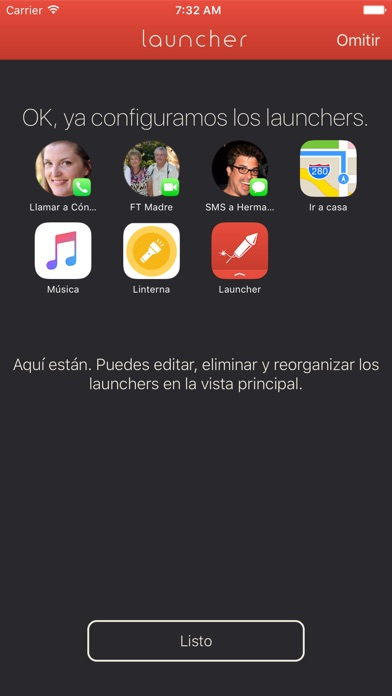 download Launcher con widget apps 0