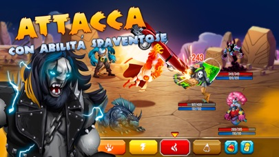 Screenshot of Monster Legends2