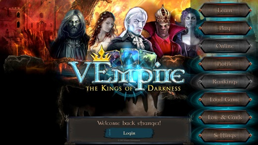 VEmpire-The Kings of Darkness Screenshots