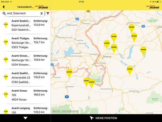 Snímek obrazovky iPadu 2