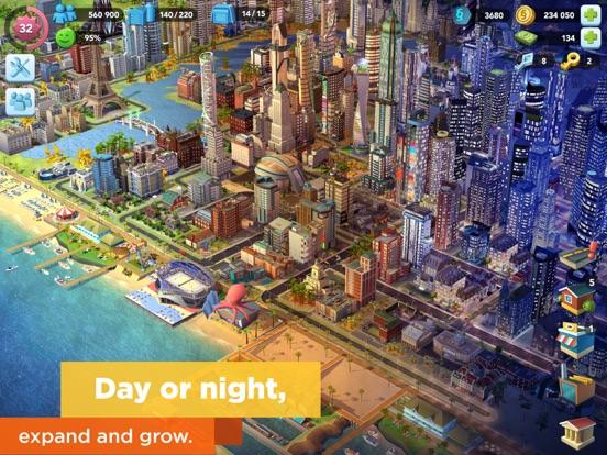 Screenshot #4 for SimCity BuildIt