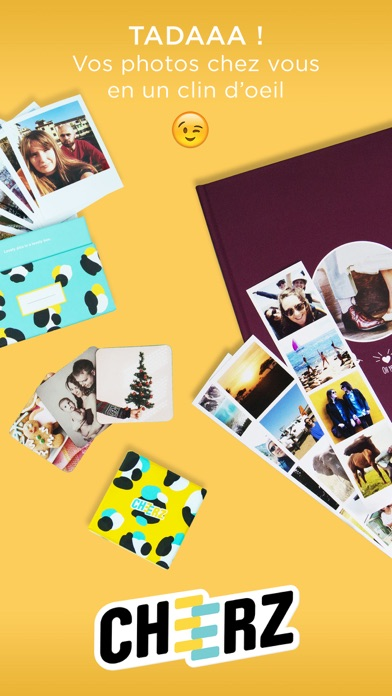 download CHEERZ : Impression photo apps 3
