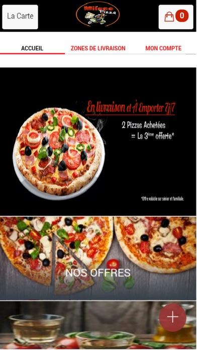 Pizza Milano ReimsCapture d'écran de 1