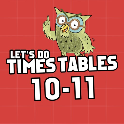 Times Tables Ages 10-11