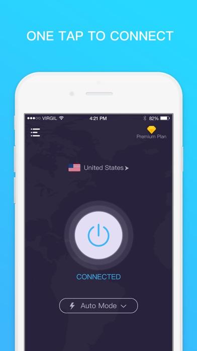 VPN for iPhone - ВПН прокси Скриншоты6