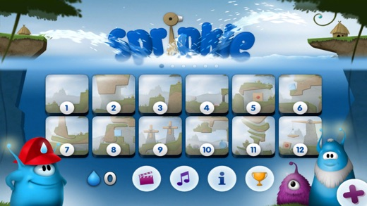 Captura de tela do iPhone 1