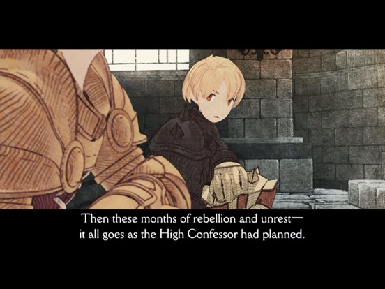 FINAL FANTASY TACTICS: THE WAR OF THE LIONS (iPad) на iPad