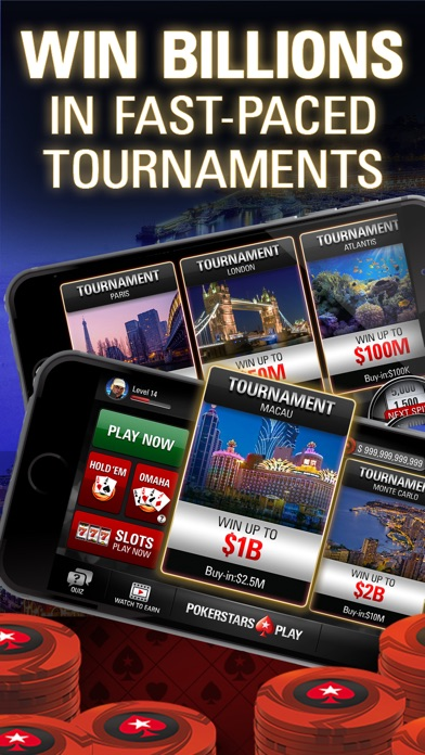 Texas Holdem and Omaha Games