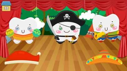 Смешные зубки! Детские игры! Скриншоты4