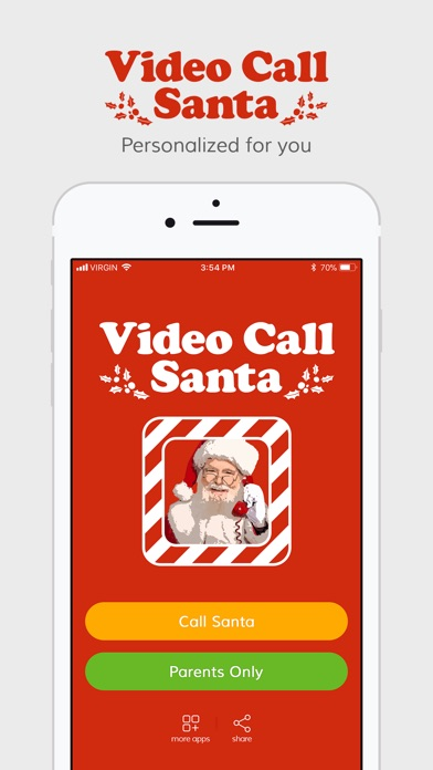 download Video Call Santa apps 0