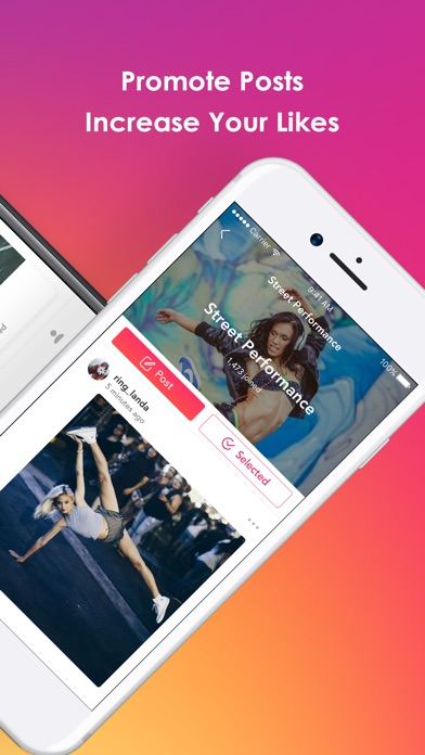 download inParty for Followers & Likes apps 0