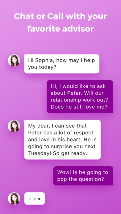 download Zodiac Touch - psychic reading appstore review