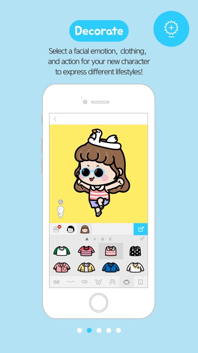 Character Design App Iphone : App shopper zelly create your own character photography