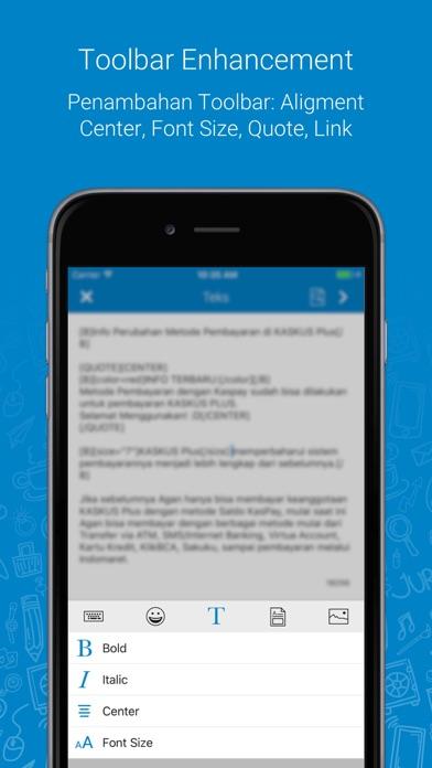 KASKUS Forum iPhone