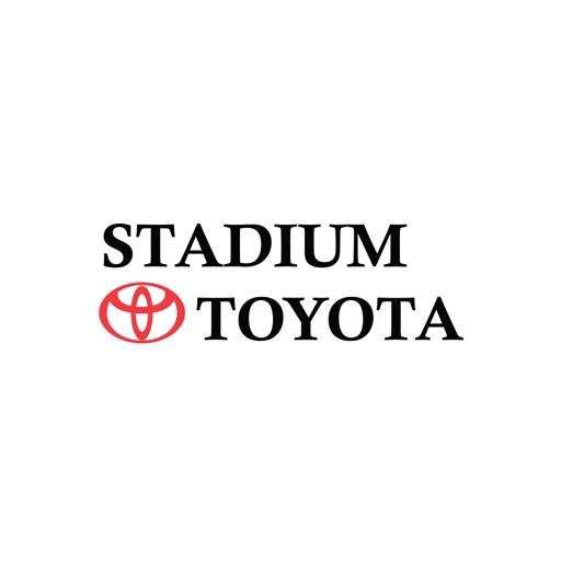 Stadium Toyota iOS App