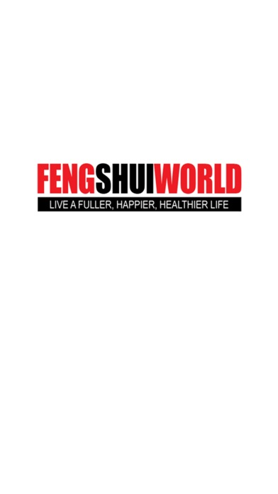 Feng Shui World Magazine review screenshots