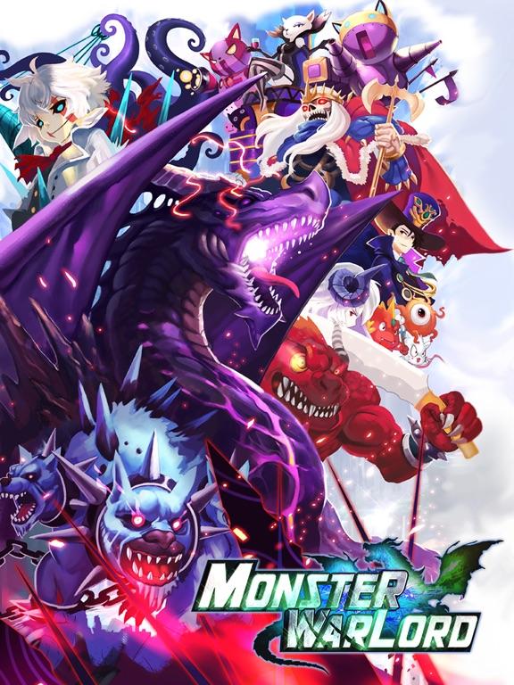 Monster Warlord на iPad